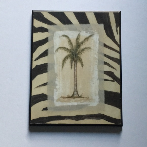 Homegoods Other - Safari Palm Wall Picture